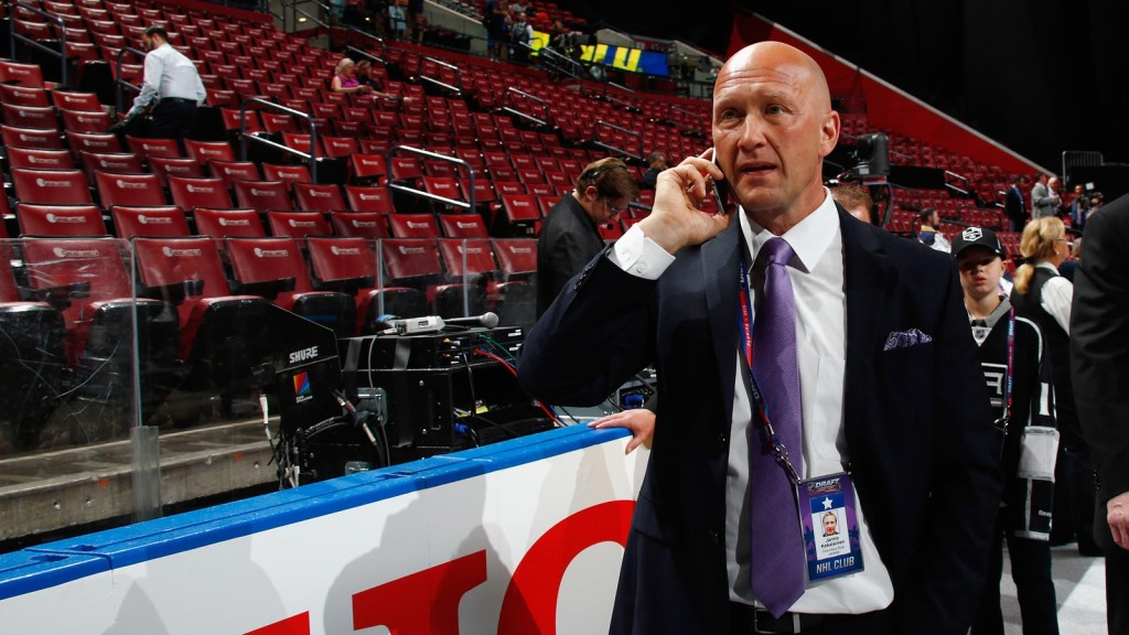 """Teams """"Hungry"""" For Blue Jackets' First-Round Picks"""