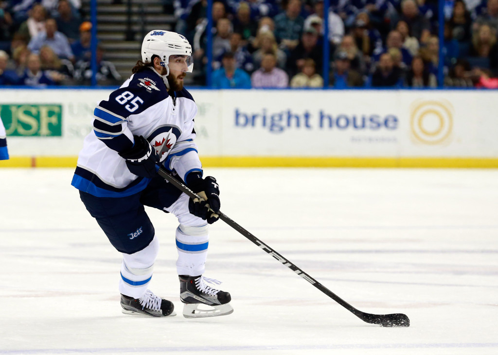 Mathieu Perreault Signs With Montreal Canadiens