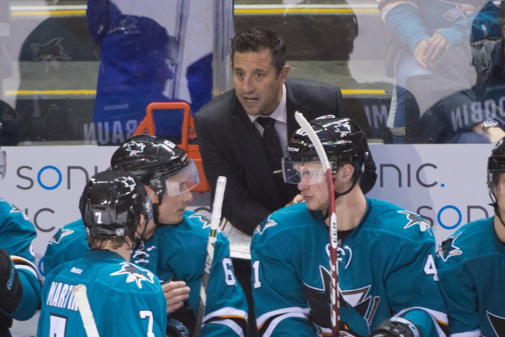 Buffalo Sabres coaching search - Die By The Blade