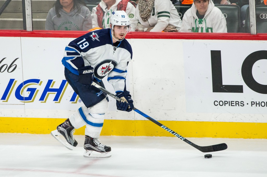 nic petan on the outside looking in for winnipeg jets. Black Bedroom Furniture Sets. Home Design Ideas