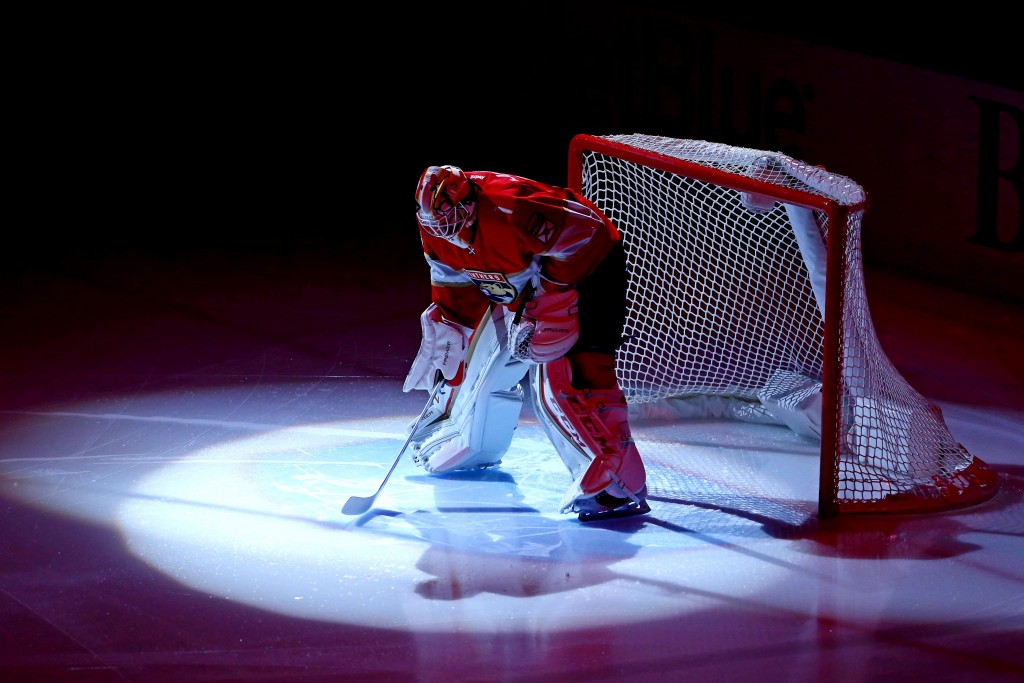 Roberto Luongo Could Return As Florida S Backup Next Season