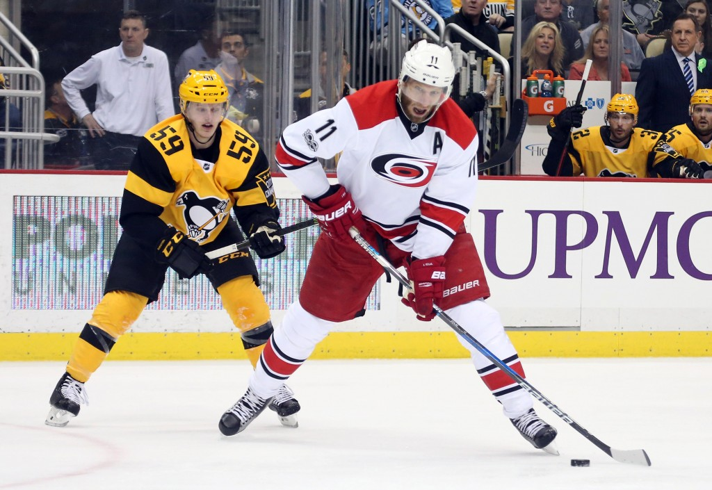Pittsburgh penguins trade options