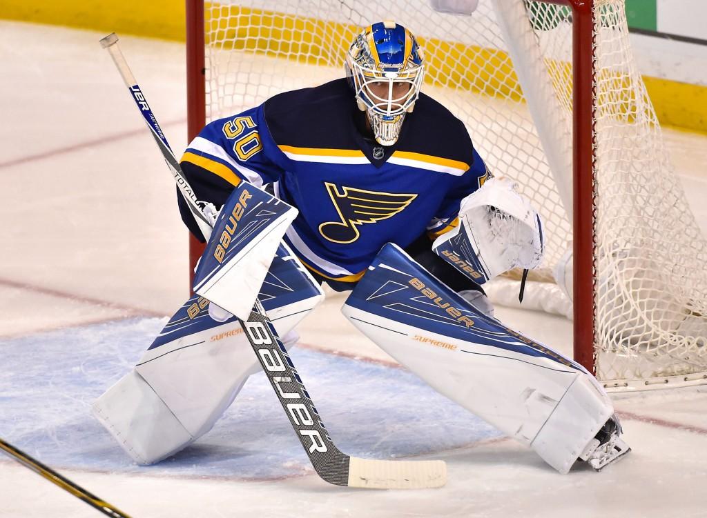St  Louis Re-Signs Jordan Binnington | Pro Hockey Rumors
