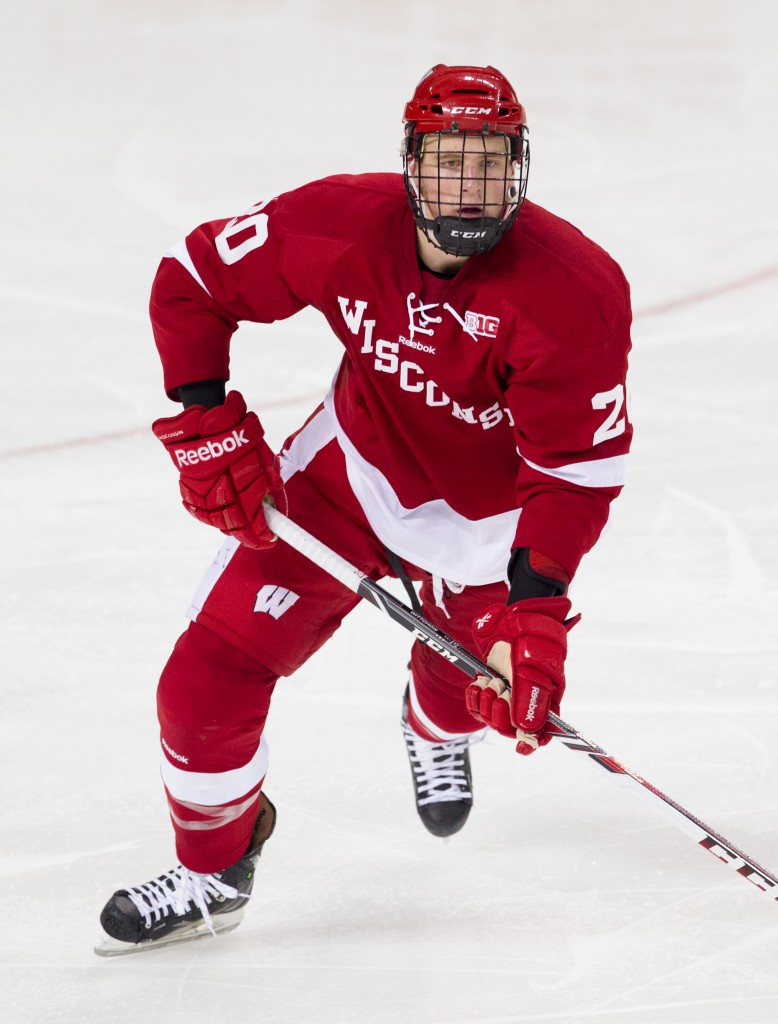 Cole Caufield Commits To The University Of Wisconsin