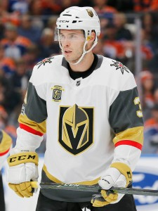 NHL: Vegas Golden Knights at Edmonton Oilers