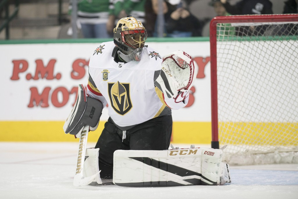 Malcolm Subban Re Signs With Vegas Golden Knights