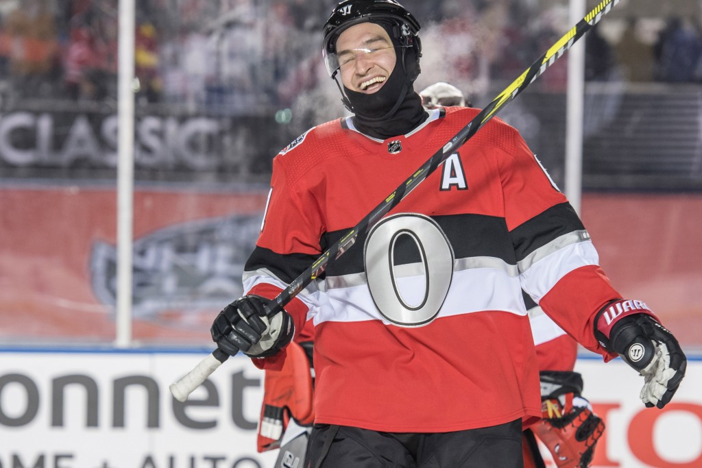 Mark Stone Patrick Maroon Interested In Signing Extensions