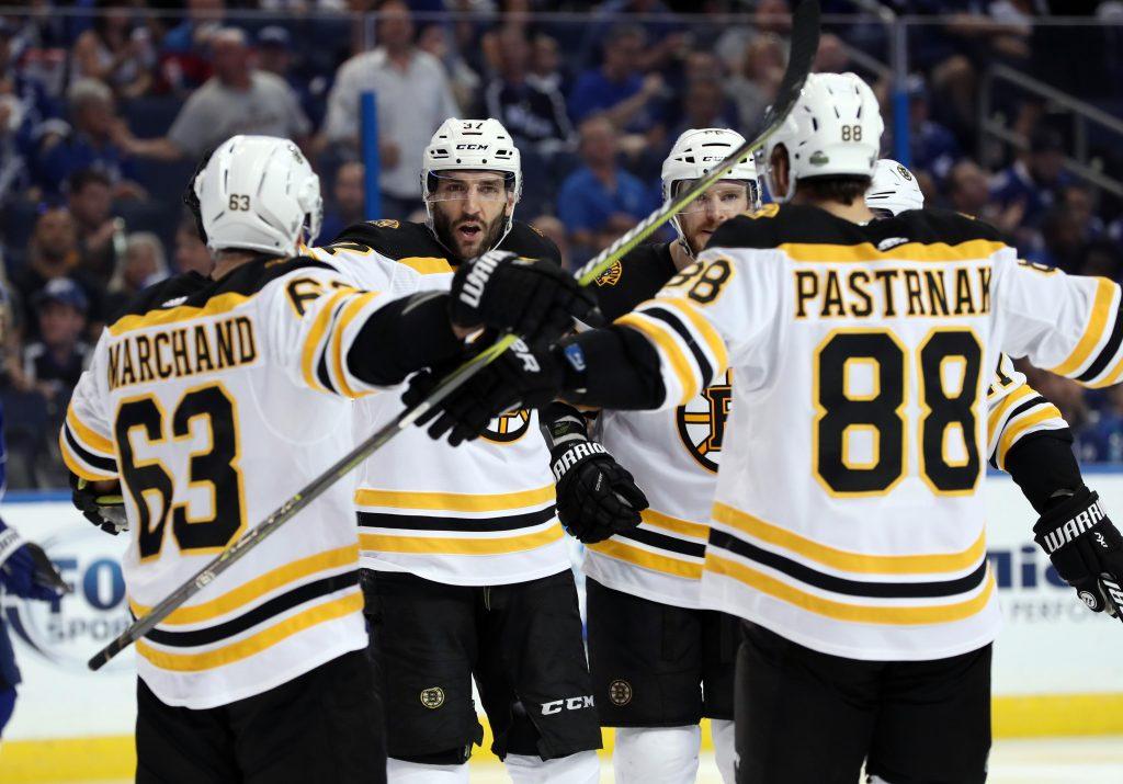 Expansion Primer: Boston Bruins