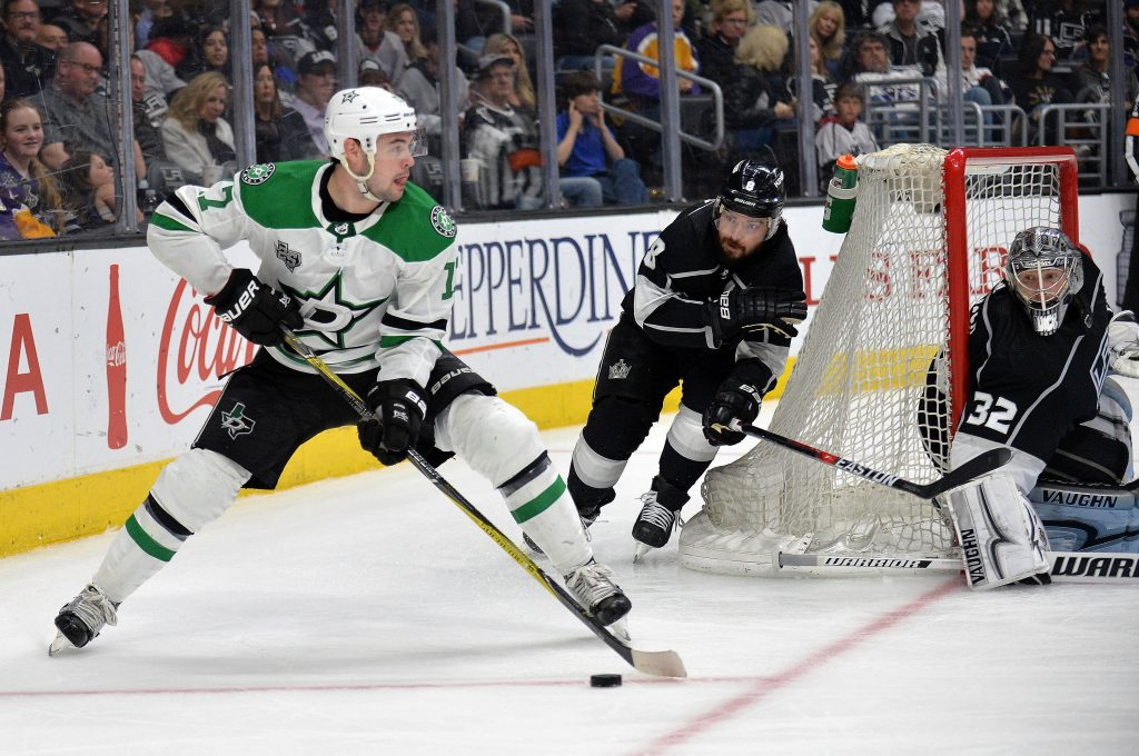 Dallas Forward Devin Shore Out With Lower-Body Injury
