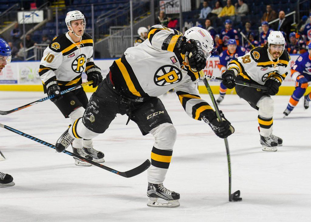 AHL Signings: Marchin, Sawchenko, Boston College | Pro
