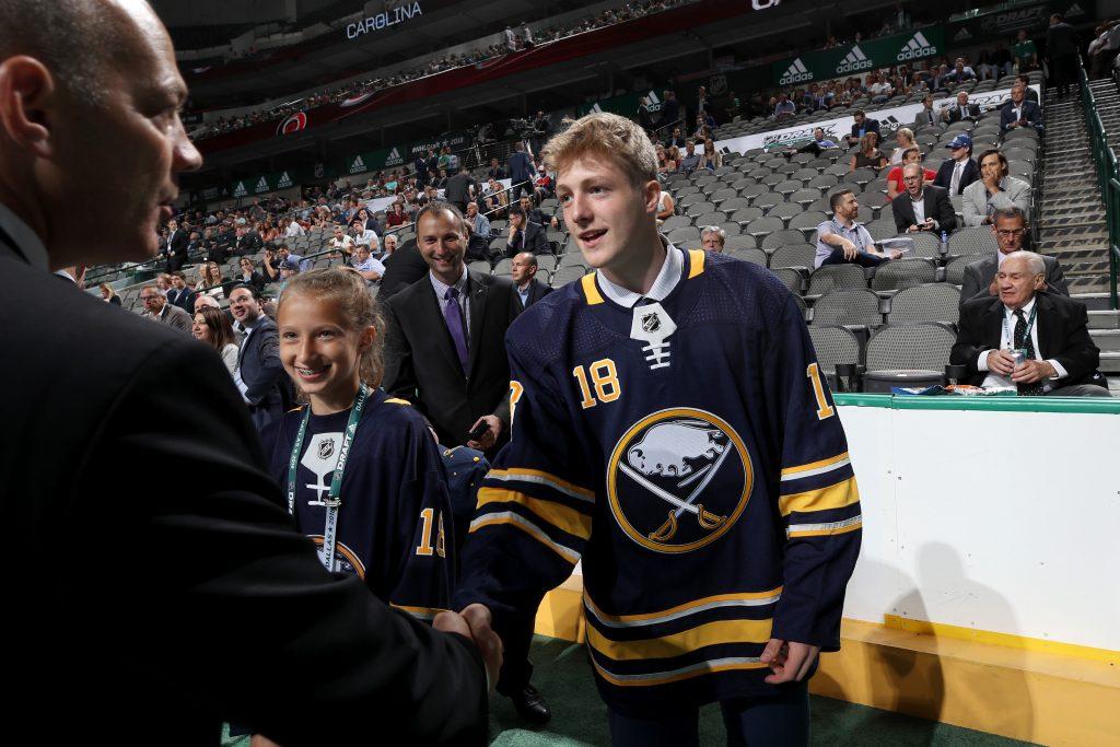 Buffalo Sabres Sign Matej Pekar To Entry-Level Contract