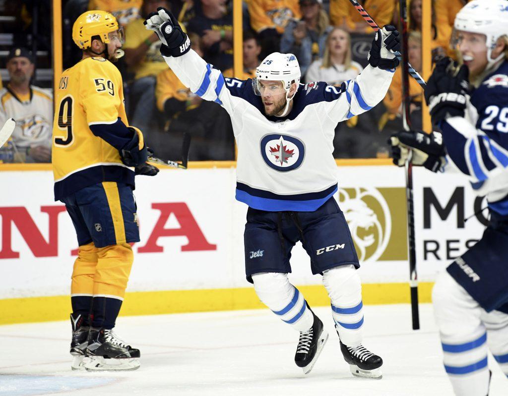 Winnipeg Jets Acquire Paul Stastny Trade Pro Hockey Rumors