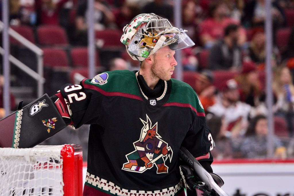 Antti Raanta Moved To Injured Reserve