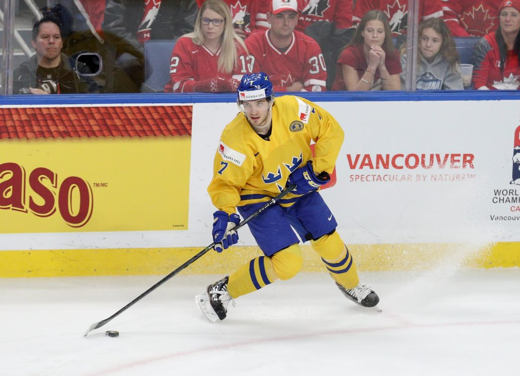 Russia Sweden Latest To Release Preliminary World Junior Rosters