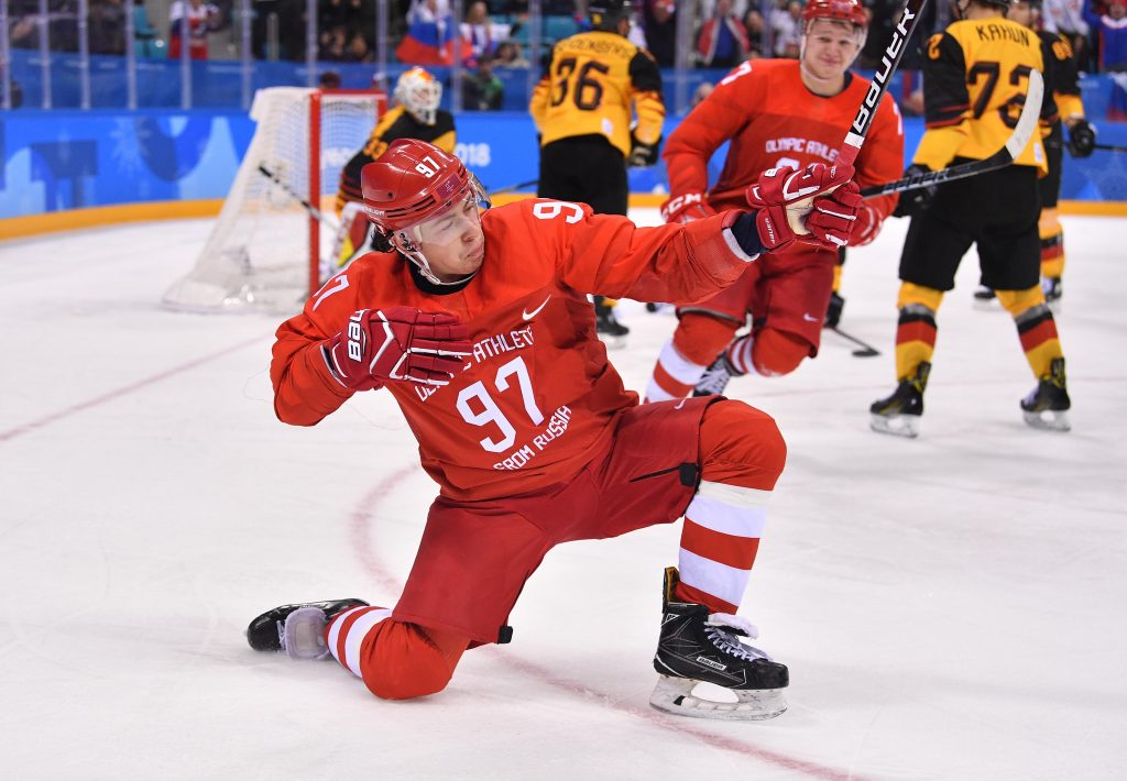 Vegas Golden Knights Sign Nikita Gusev To One-Year Deal