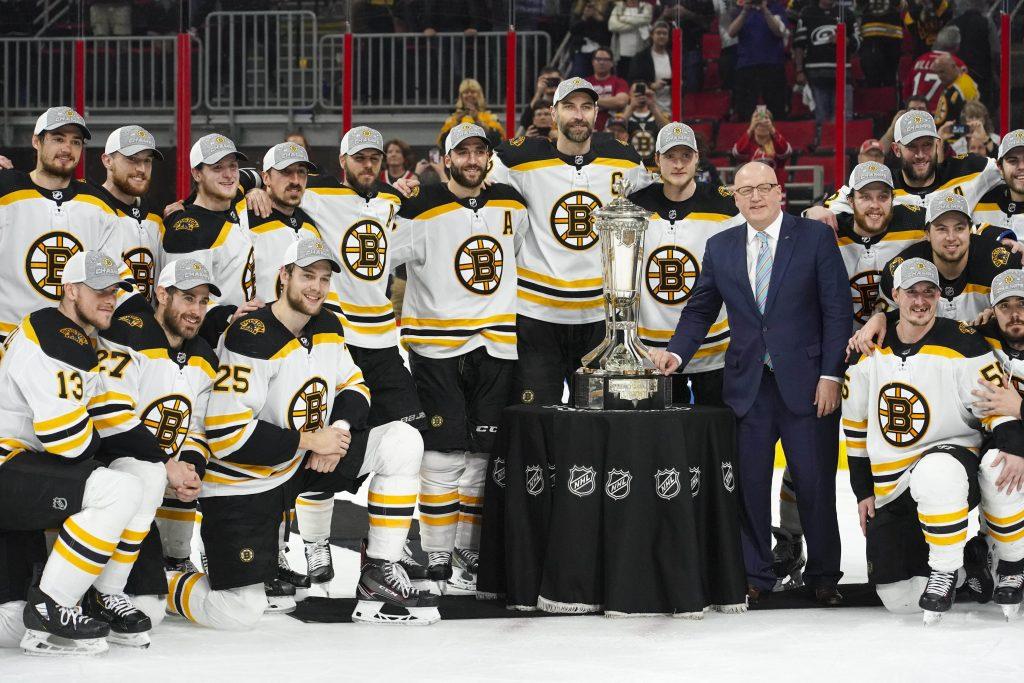 Morning Notes: Bruins' Long Wait, Kapanen, Kakko, Svechnikov Bruins Roster