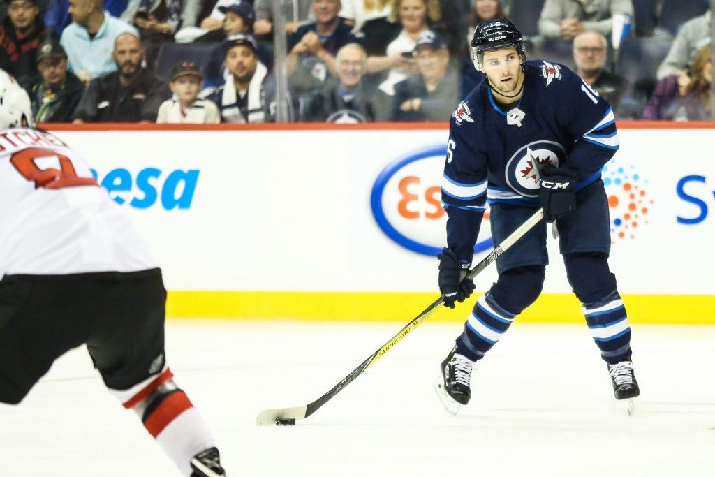 Winnipeg Jets Re Sign Seth Griffith Pro Hockey Rumors