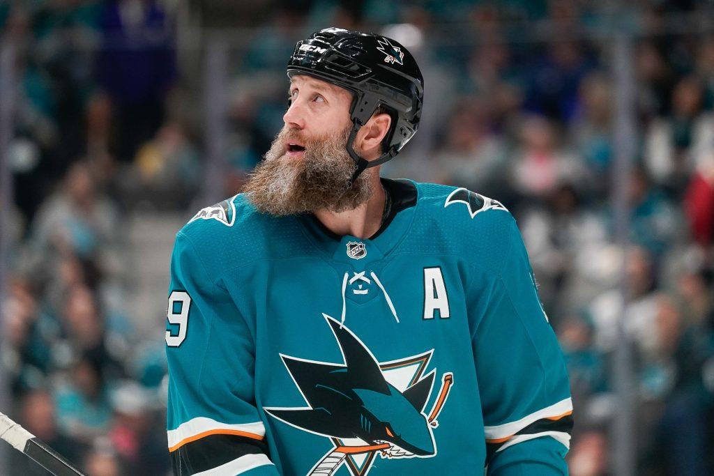 Joe Thornton Linked To Toronto Maple Leafs Pro Hockey Rumors