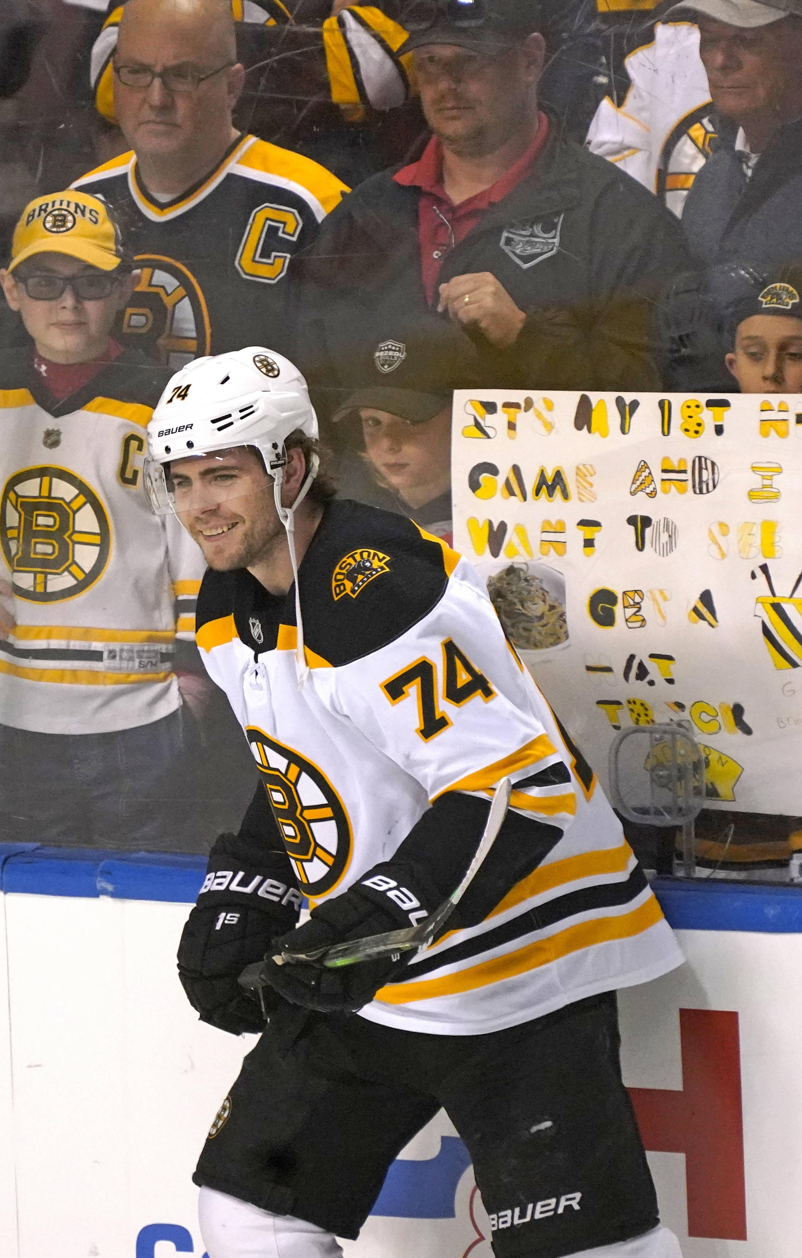 Free Agent Focus Boston Bruins Pro Hockey Rumors