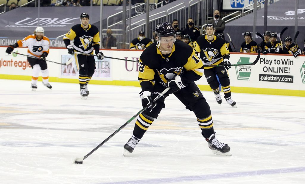 Pittsburgh Penguins Activate Brandon Tanev Off Injured Reserve