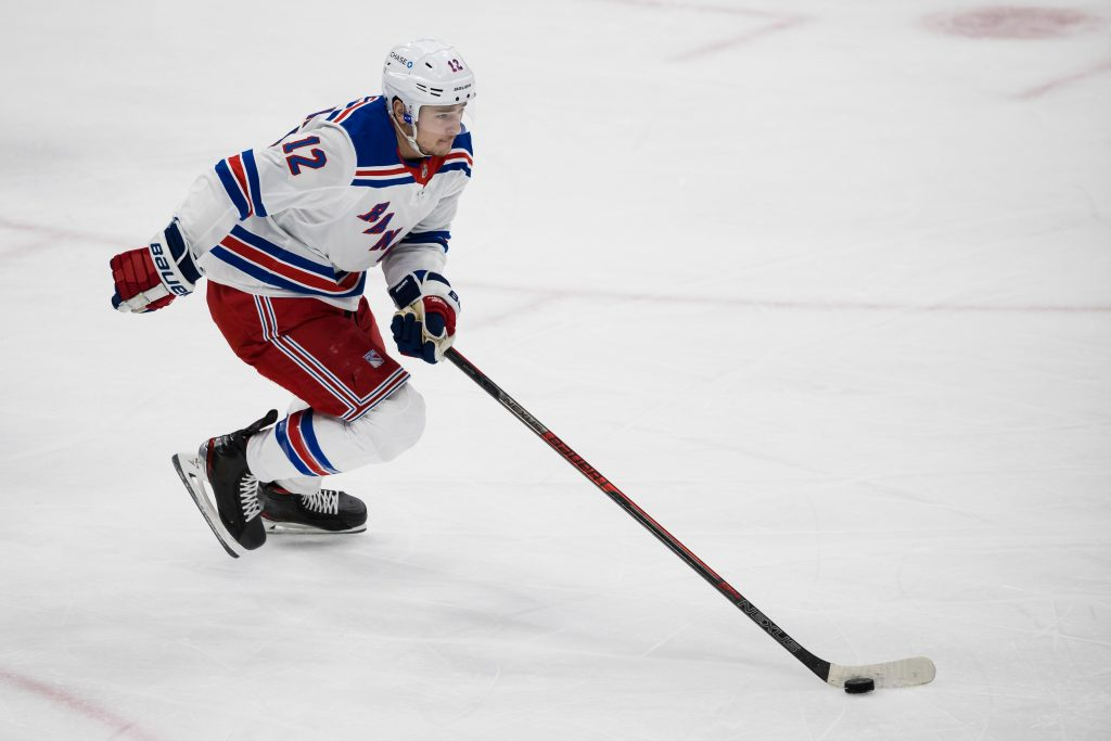 New York Rangers Agree To Terms With Julien Gauthier