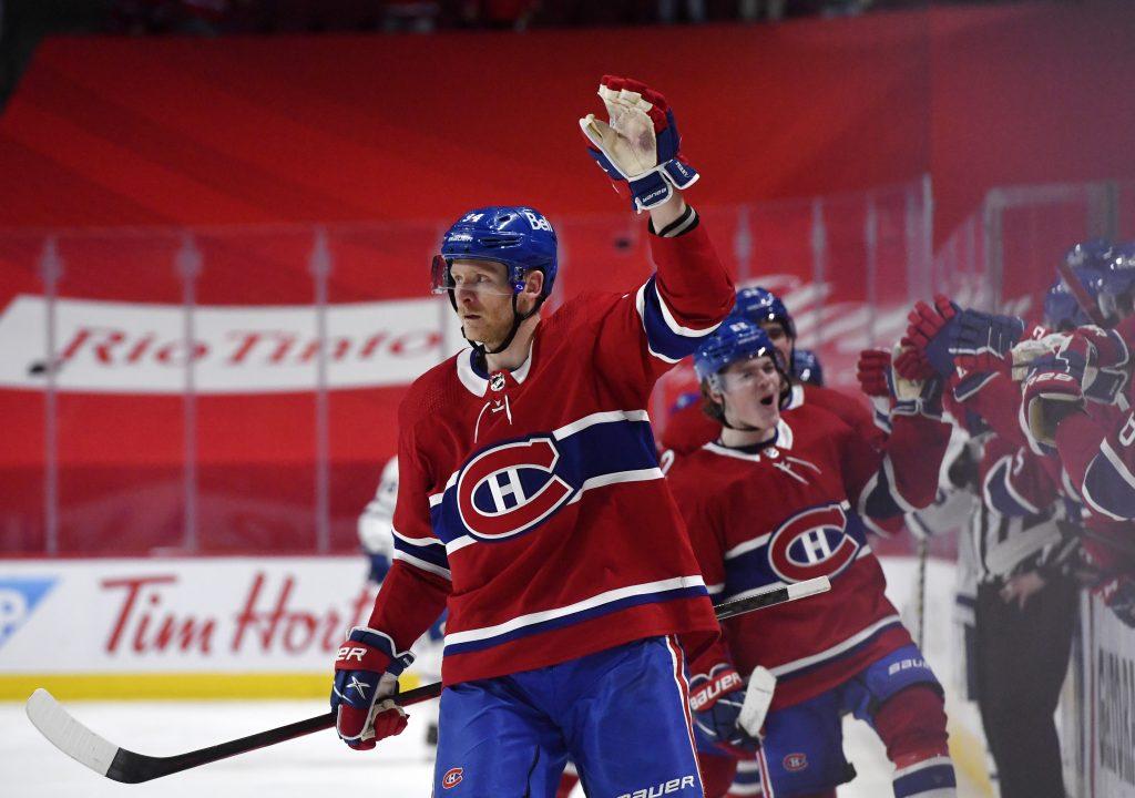Snapshots: Canadiens, Granlund, Jones