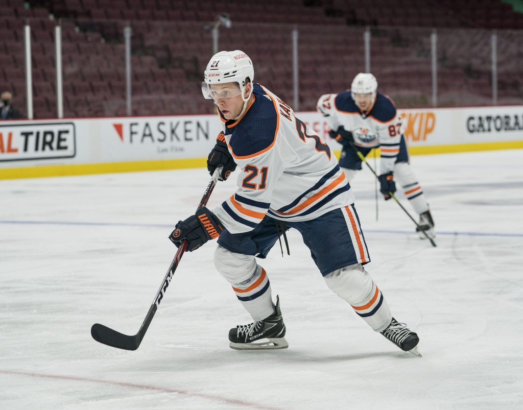 Oilers Unlikely To Qualify Dominik Kahun And Jujhar Khaira