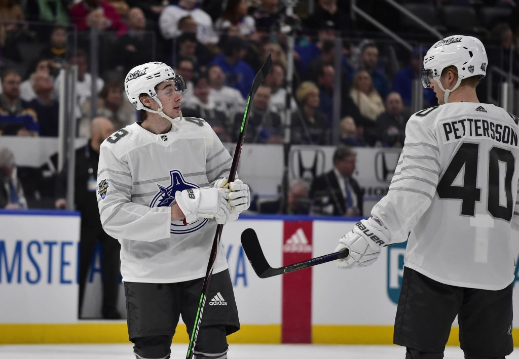 Remaining RFAs Training Together As Season Approaches
